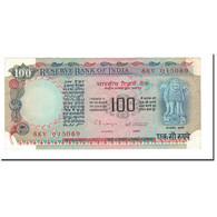 Billet, Inde, 100 Rupees, KM:85a, TTB - Inde