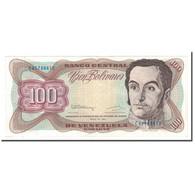 Billet, Venezuela, 100 Bolivares, 1992, 1992-05-12, KM:66d, SUP - Venezuela