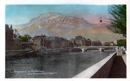 Grenoble Le Teleferique Et Le Moucherotte  CPM Ou CPSM - Grenoble