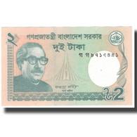 Billet, Bangladesh, 2 Taka, 2013, 2013, KM:52, NEUF - Bangladesh