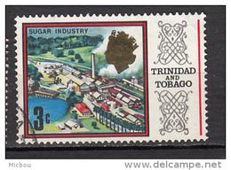 Trinidad Et Tobago, Industrie Du Sucre, Sugar Industry, Élizabeth II - Alimentation