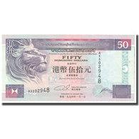 Billet, Hong Kong, 50 Dollars, 1994, 1994-01-01, KM:202a, SPL - Hong Kong