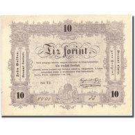 Billet, Hongrie, 10 Forint, 1848, 1848-09-01, KM:S117, SUP+ - Hongrie