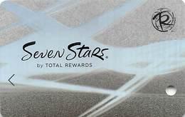 Harrah's Casino Multi-Property - TR Seven Stars Slot Card @2015 With C4-4370043 - Casino Cards