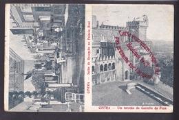 Q0403 - CINTRA ( SINTRA )  Un TorreaodoCastello Da Pena - Portugal - Autres