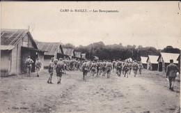 MILITARIA---10---CAMP DE MAILLY--les Baraquements---voir 2 Scans - Barracks