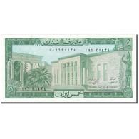 Billet, Lebanon, 5 Livres, KM:62d, NEUF - Liban