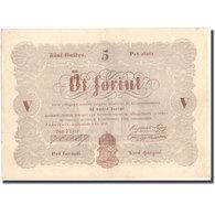 Billet, Hongrie, 5 Forint, 1848, 1848-09-01, KM:S116b, TTB+ - Hongrie