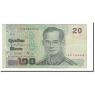 Billet, Thaïlande, 20 Baht, 2003, KM:109, TB - Thaïlande