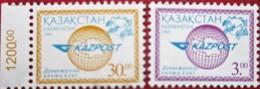 Kazakhstan 2004  World Post  Day  2 V  MNH - Kazakhstan