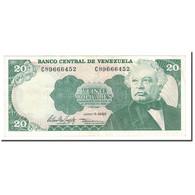 Billet, Venezuela, 20 Bolivares, 1995, 1995-06-05, KM:63e, SPL - Venezuela