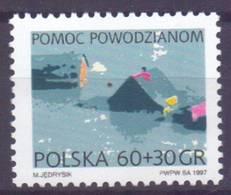 Poland 1997 Mi 3669 Fi 3521 MNH ( ZE4 PLD3669 ) - Polen