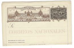 12975 - Entier Carte Lettre - Guatemala