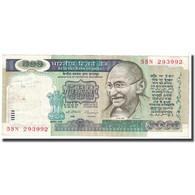 Billet, Inde, 500 Rupees, 1987, KM:87c, TTB+ - Inde
