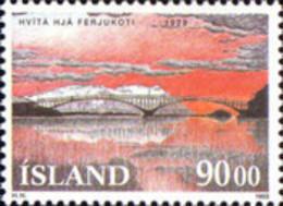 USED STAMPS Iceland - Icelandic Bridges - 1993 - 1944-... Republic