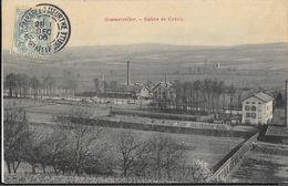 Sommerviller (Meurthe Et Moselle) - Saline De Crévic (Jeannette) Au Bord Du Canal En 1906 - France