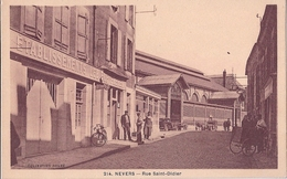 NEVERS, RUE SAINT-DIDIER - Nevers