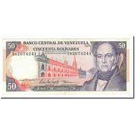 Billet, Venezuela, 50 Bolivares, 1995, 1995-06-05, KM:65e, SUP - Venezuela