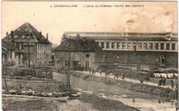 61thk 935 CPA - GRANDVILLARS - L'USINE DU CHATEAU - Grandvillars
