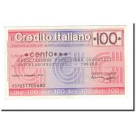 Billet, Italie, 100 Lire, 1976, 1976-03-09, TTB - [10] Chèques