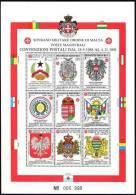 1992 - BF 37 Convenzioni - Malte (Ordre De)