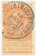 COB 65 Avec Cachet LOUVAIN STATION - 1893-1907 Wappen