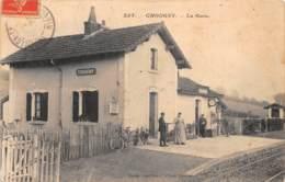 58 - Nièvre / 20316 - Chougny - La Gare - France