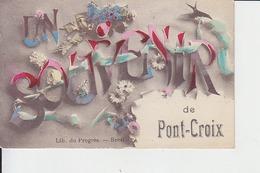 PONT-CROIX : Un Souvenir - Pont-Croix