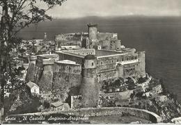 GAETA IL CASTELLO ANGIOINO ARAGONESE   (183) - Altre Città