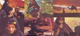(fromage) « LA VACHE QUI RIT » - De La Collection « Les Hommes Bleus Au Maroc » : Lot De 29 Chromos Différents - Trade Cards