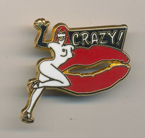 CRAZY ! - Pin-ups