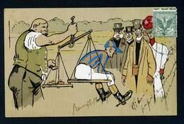 Cartolina Illustratore  Dipinta A Mano - 1900-1949