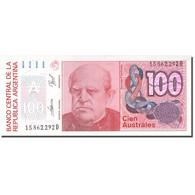 Billet, Argentine, 100 Australes, KM:327c, NEUF - Argentine