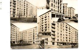 Paris (XV). Rue Desnouettes. (Multivues, Poste) - Arrondissement: 15