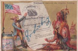 3 Chromos -- Les Grands Diplômes D'Honneur -- Etats -Unis -- Province De Bahia -- Le Sultan - Liebig