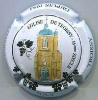 CAPSULE-CHAMPAGNE JOLY N°26a Eglise Ctr Blanc - Champagne