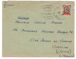 12993 - FORT DE L EAU Avec Daguin - Lettres & Documents