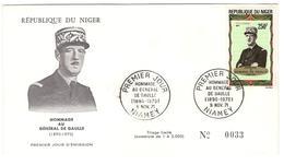 12998 - CHARLES DE GAULLE - Nigeria (1961-...)