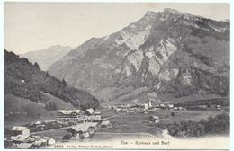 ELM Kurhaus Und Dorf - GL Glaris