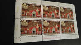 Timbres Monaco Neuf - Stamps