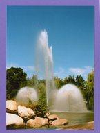 Kazakhstan 2004. Postcards. Almaty. Fountains. - Kazakhstan