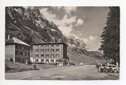URNERBODEN Hotel Wilhelm Tell U. Post Tanksäule Auto Fahrrad Motorrad - UR Uri