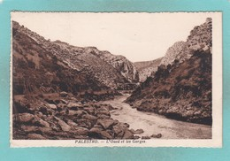Small Post Card Of L`Oued Et Les Gorges,Palestro, Lombardy, Italy,Q94. - Italy