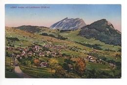 AMDEN Mit Leistkamm - SG St. Gall