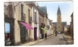 CP Nozay Rue De L'Eglise 44 Loire Atlantique - Other Municipalities