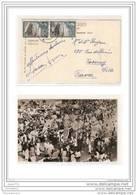 4034 4PC PHOTO/CARTE PHOTO/N°764/ASIE/CEYLON/T HE CANDY PERAHERA/1934 - Sri Lanka (Ceylon)