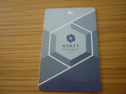 India Pune Hyatt Regency Hotel Room Key Card - Cartes D'hotel