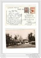 4032 AK PC/CARTE PHOTO/N°762/ASIE CEYLON COLOMBO KEL ANYA BUDDHIST TEMPLE - Sri Lanka (Ceylon)
