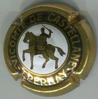 CAPSULE-CHAMPAGNE DE CASTELLANE-N°15 - De Castellane