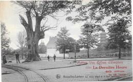 Laeken NA12: Le Vieux Tilleul Et La Tour Japonaise - Laeken